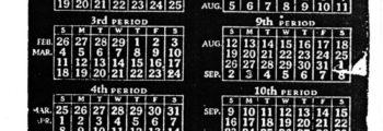 Eastman Kodak Co. adopts 13-month, 28-day calendar
